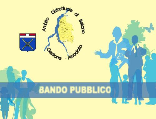 BANDO Misura 4 (in attuazione alla DGR 606/2018)